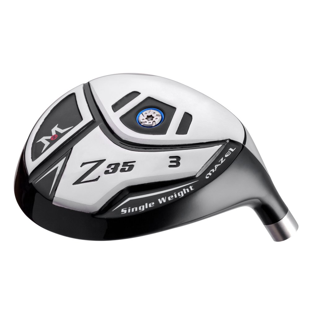 MAZEL Men's Golf Fairway Woods 3,Loft 15 Degree,Only Head