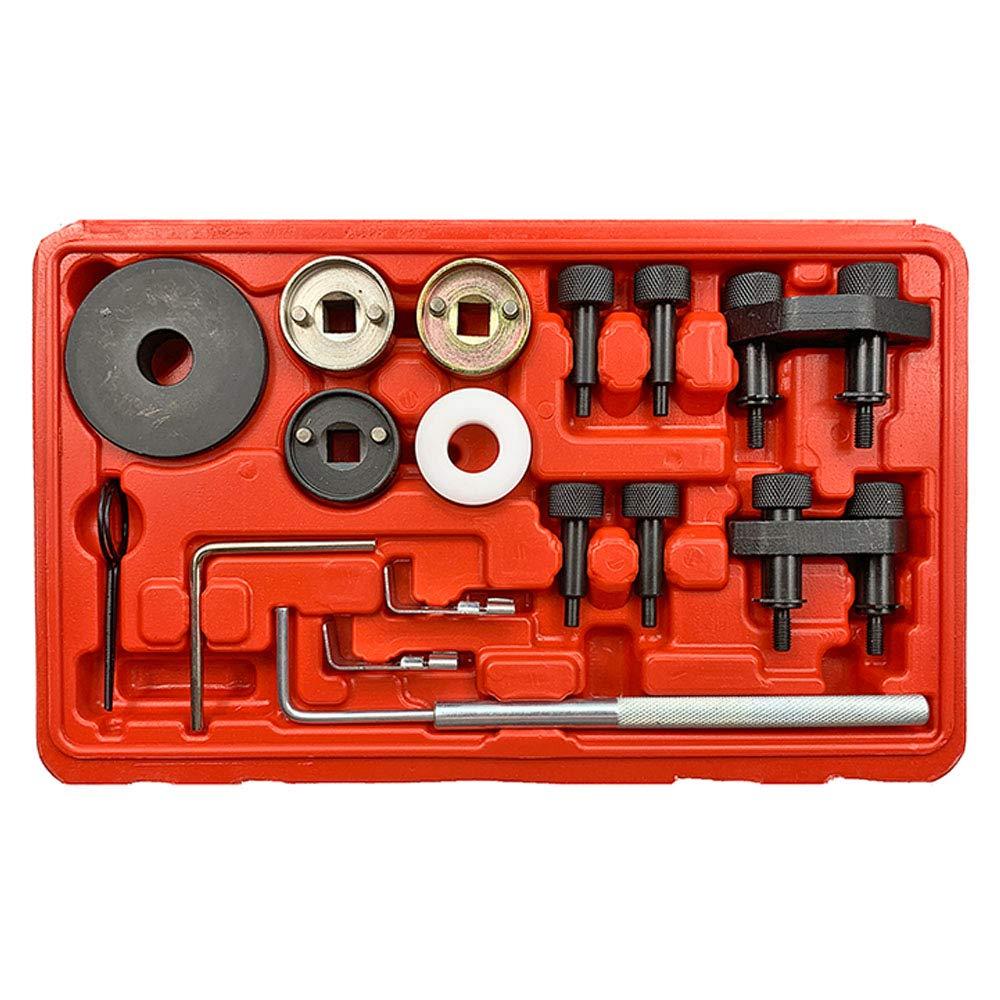 Best Q Engine Camshaft Locking Alignment Timing Tool Kit For Audi VW SKODA VAG 1.8 2.0 TFSI EA888