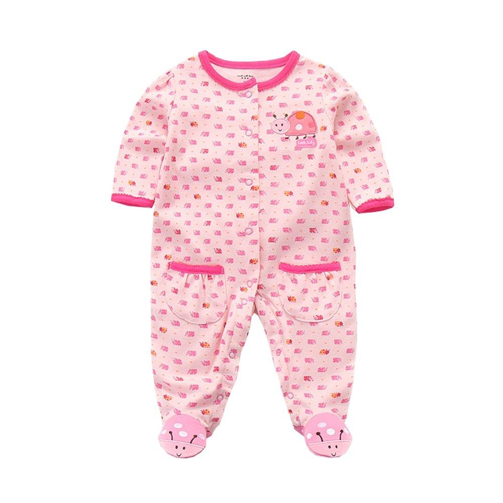 正規品! Fairy Baby 3 SLEEPWEAR 0 - 3 - Months Rose Rose Red Bee B07FQPQH14, ハンナンシ:ec46d78e --- mcrisartesanato.com.br