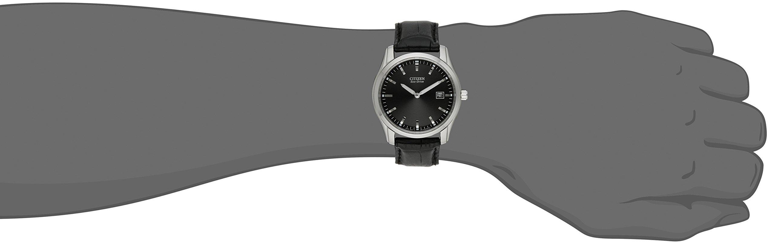 Citizen Men's Eco-Drive Stainless Steel Watch, AU1040-08E by Citizen (Image #3)