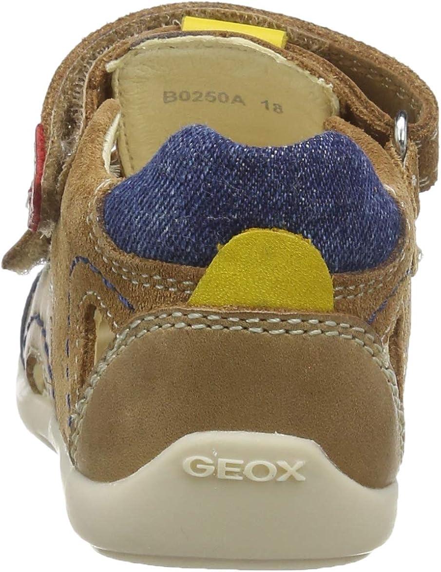 Geox B Kaytan A Sandalias de Punta Descubierta para Beb/és