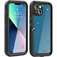 AICase Waterdichte Case voor iPhone 13 Mini (5,4 inch) Sneeuwbestendig, stofdicht en schokbestendig, IP68…