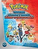Pokemon Trainer Activity Book: Journey to the Kalos Region