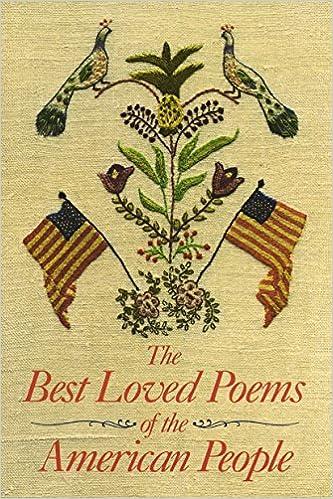 The Best Loved Poems Of The American People Hazel Felleman Edward