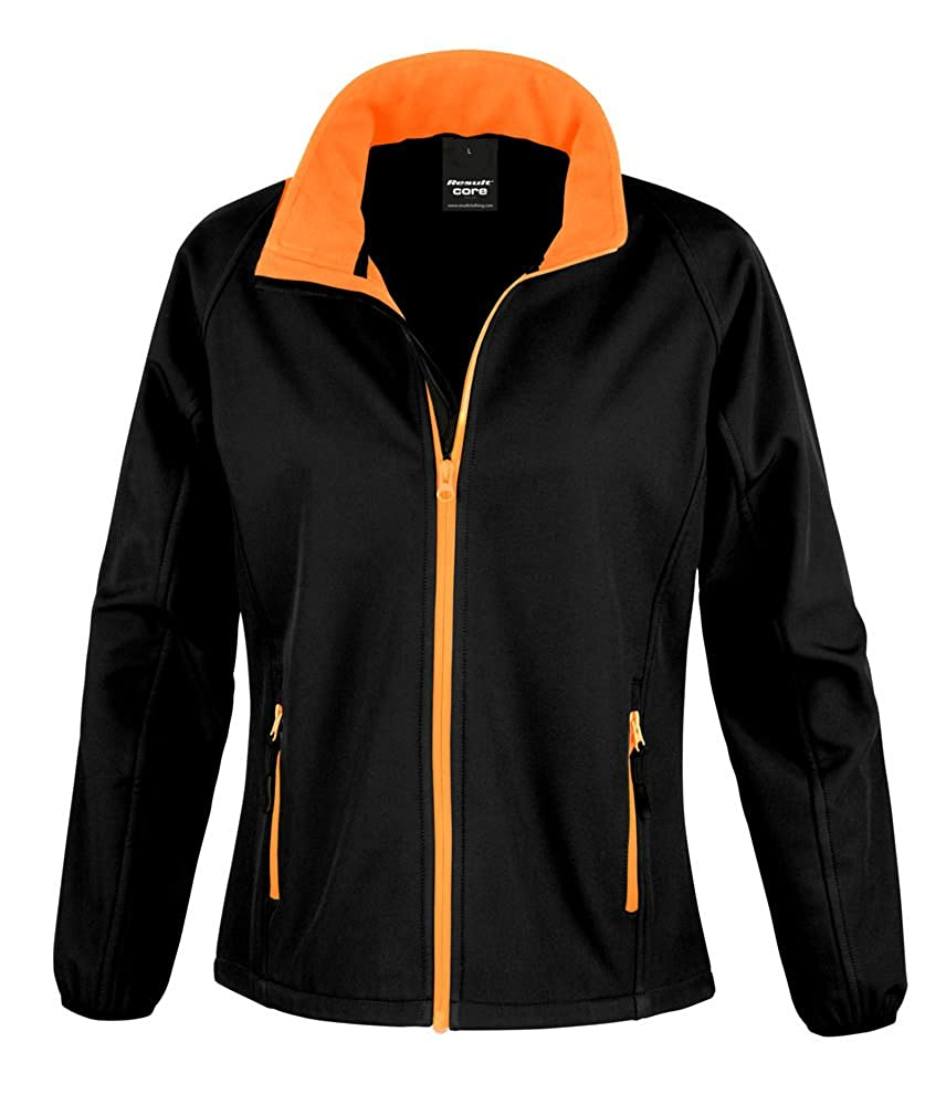 Result Core Womans Printable Softshell Jacket - 6 Colours/XS-2XL