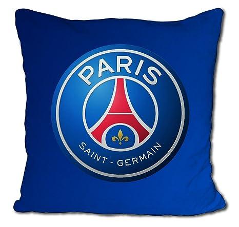 PSG football club   Grand Coussin du Paris saint germain champion