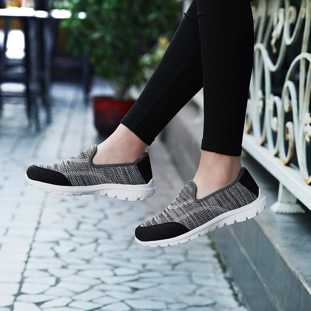 Anglewolf Womens Walking Shoes
