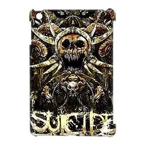 CTSLR Band Suicide Silence Hard Case Cover Skin for iPad Mini and iPad Mini 2 Retina Display-1 Pack- 4