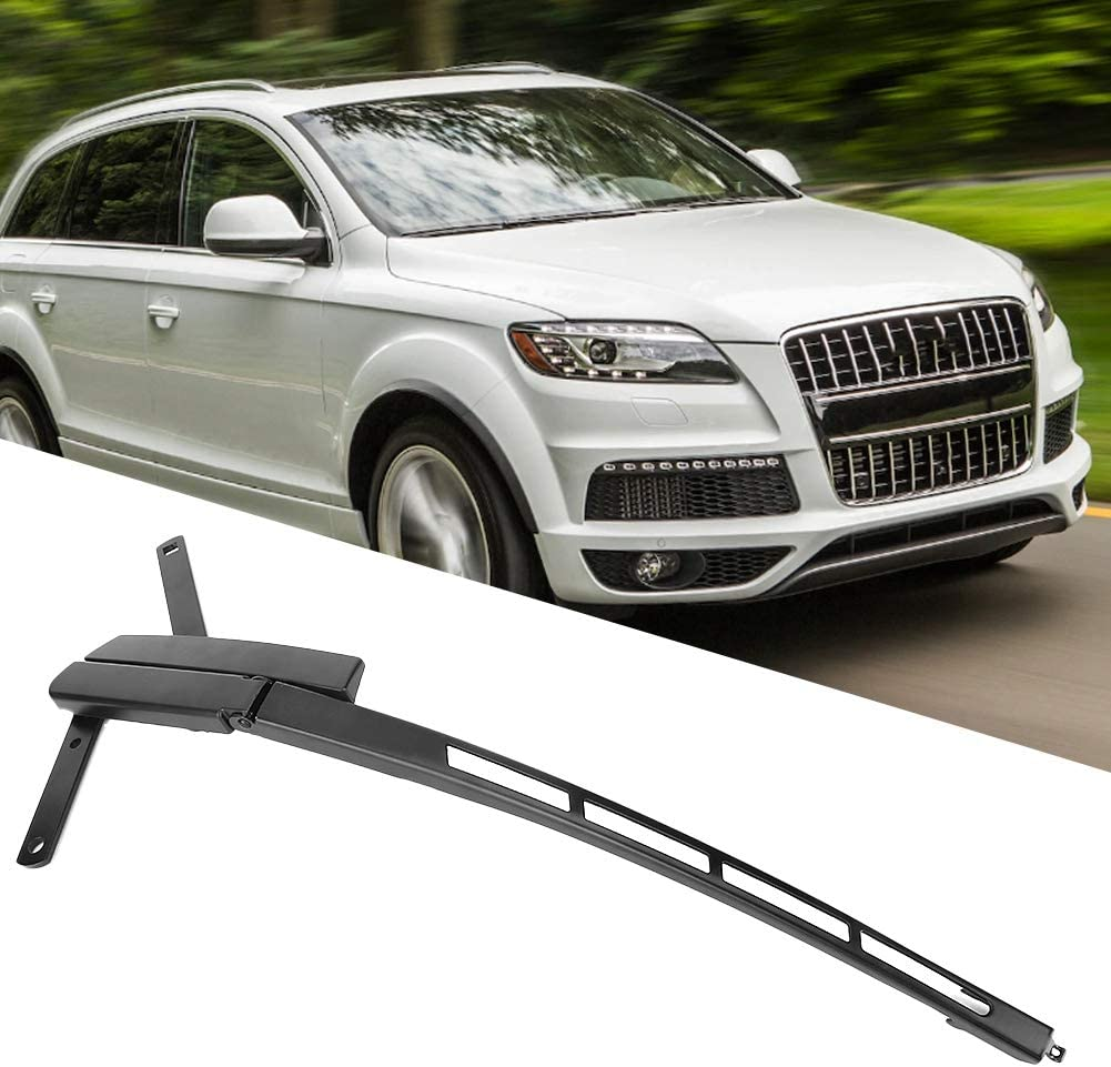 Universal Front Right Passenger Side Windshield Wiper Arm with Durable Aluminum Alloy Material 4L1955408B Fit For AUD Q7 2007-2014