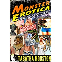 Monster Erotica Bundle Collection Set (Stand Alone Pulp Fiction Sex Stories)