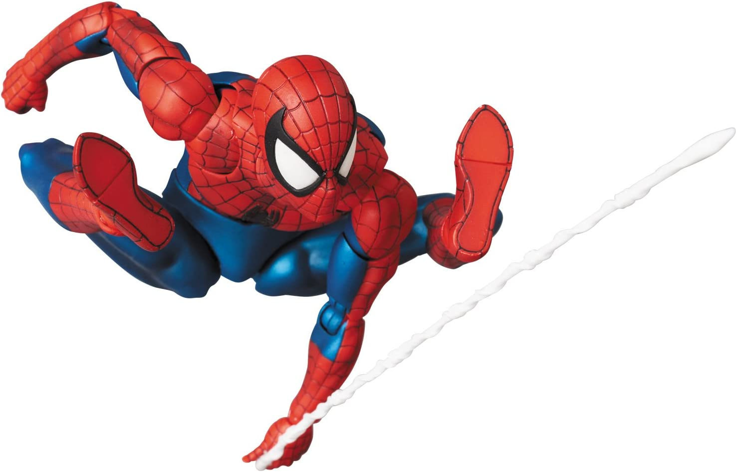 Avengers Spider-Man Peter Parker No.075 Comic Ver Action Figurine New In Box