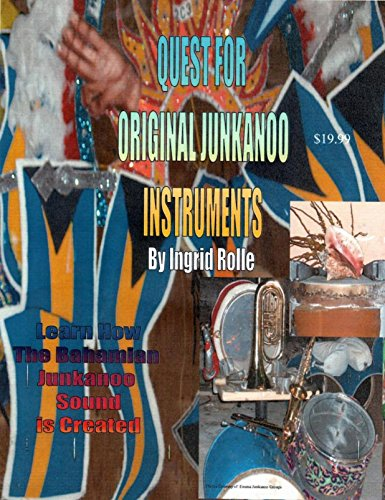 [Quest for Original Junkanoo Instruments] (Festival Street Dance Costume)