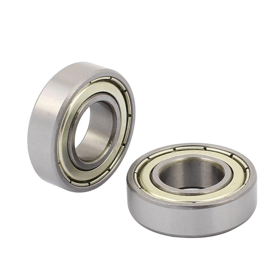 eDealMax Metal No Poco ruido exceso de velocidad rígido de Bolas Bola 15 x 32 x 9 mm 10pcs: Amazon.com: Industrial & Scientific