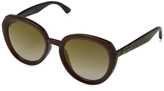 Jimmy Choo Mace/S JL DXJ 53, Gafas de sol para Mujer, Marrón ...