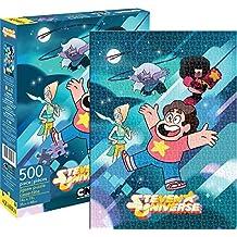 Aquarius 62122 Steven Universe Puzzle, 500 Piece