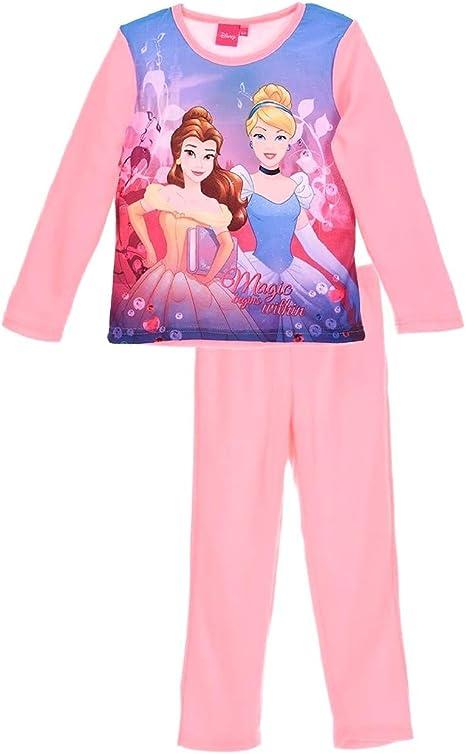 Filles Disney Belle Pyjama Âge 3-4 Ans