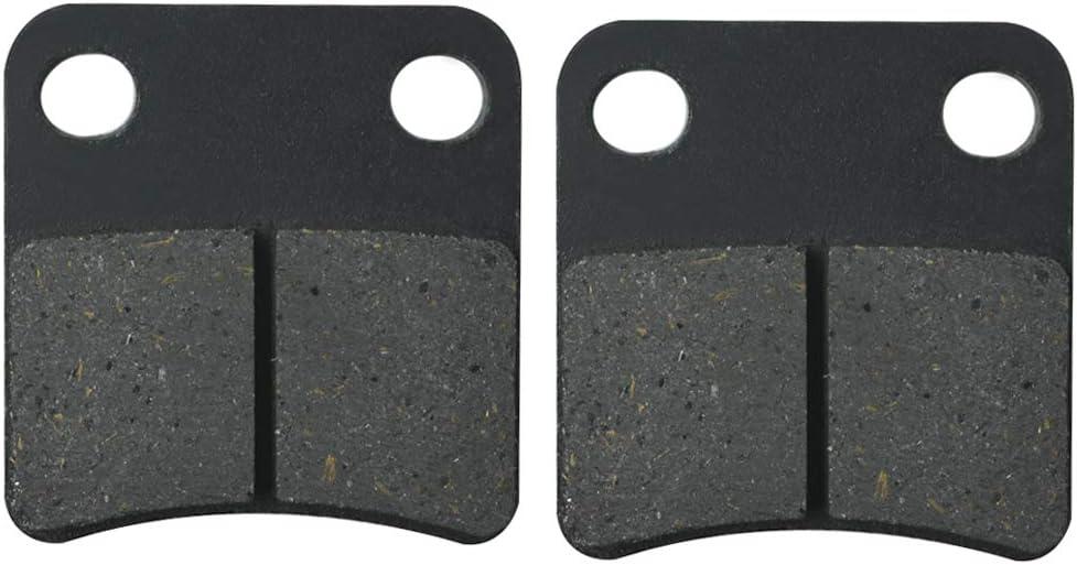 2009-2010 // Kymco MXU 400 Parking brake 2008-2011 AHL 1 Paar vorne//hinten Bremsbel/äge f/ür Kymco Maxxer 400 Parking brake A40000