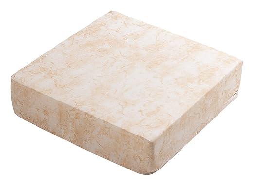 Cojín Asiento, bloque de cojín de suelo, asiento cojín de ...