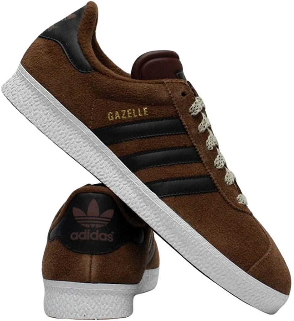 adidas gazelle marroni