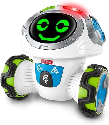 Amazon.es: Fisher-Price Movi Superrobot, juguete educativo para niño +3 años (Mattel FPD04)