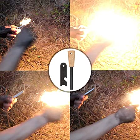 chasse il Flotteurs camping Fly High Survie outils imperméable incendie CUBES