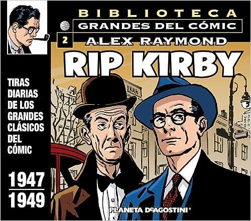 Rip Kirby 1947-1949 nº 02/12