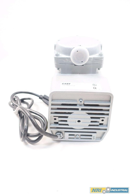 NEW GAST DOA-V722-AA 115V-AC 1/8HP VACUUM PUMP D527802