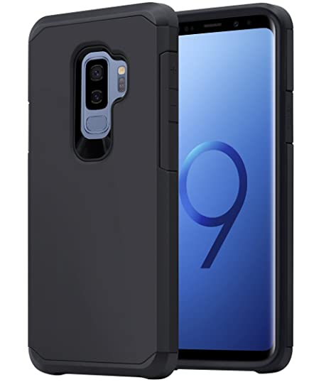 official photos 7f240 e8c31 Galaxy S9 Plus Case for Men Boys Women Girls, OEAGO Shockproof Heavy Duty  Protection Dual Layer Armor Case Cover for Samsung Galaxy S 9 Plus S9+ ...
