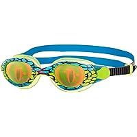 Zoggs Junior Sea Demon Hologram Swimming Goggles (Age 6-14 Years)