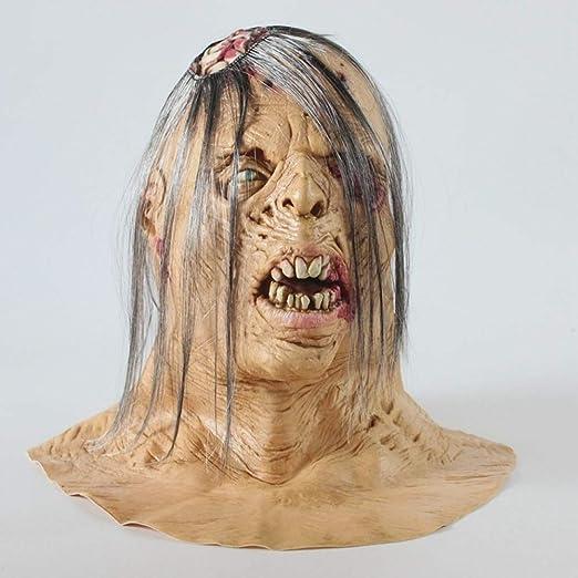 Máscara De Capucha De Mueca De Horror para Adultos Divertido ...
