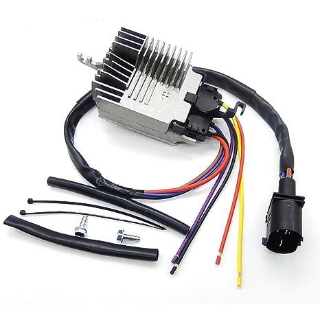 8e0959501ag módulo de unidad de control del ventilador del radiador para Audi A4 A4 Quattro Cabrio