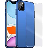 Anccer Apple iPhone 11 Pro Max Case with Screen Protector for iPhone 11 Pro Max 6.5 Inch (Multi Color)