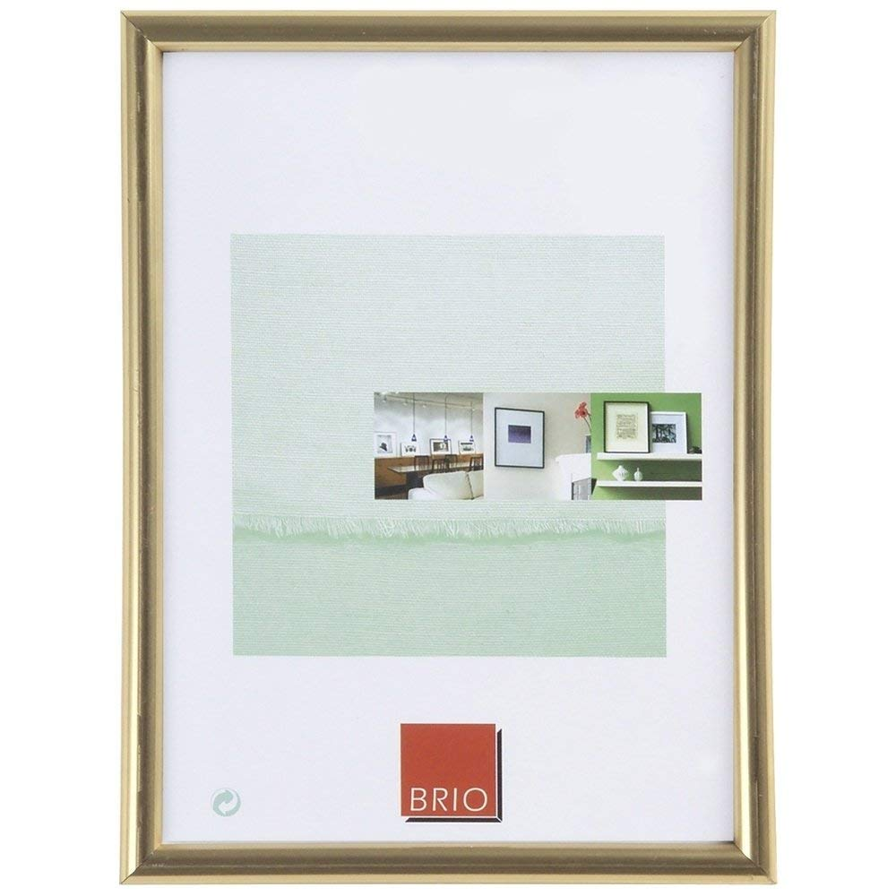 Brio 851005 Cadre Photo Noir 10 x 15 cm