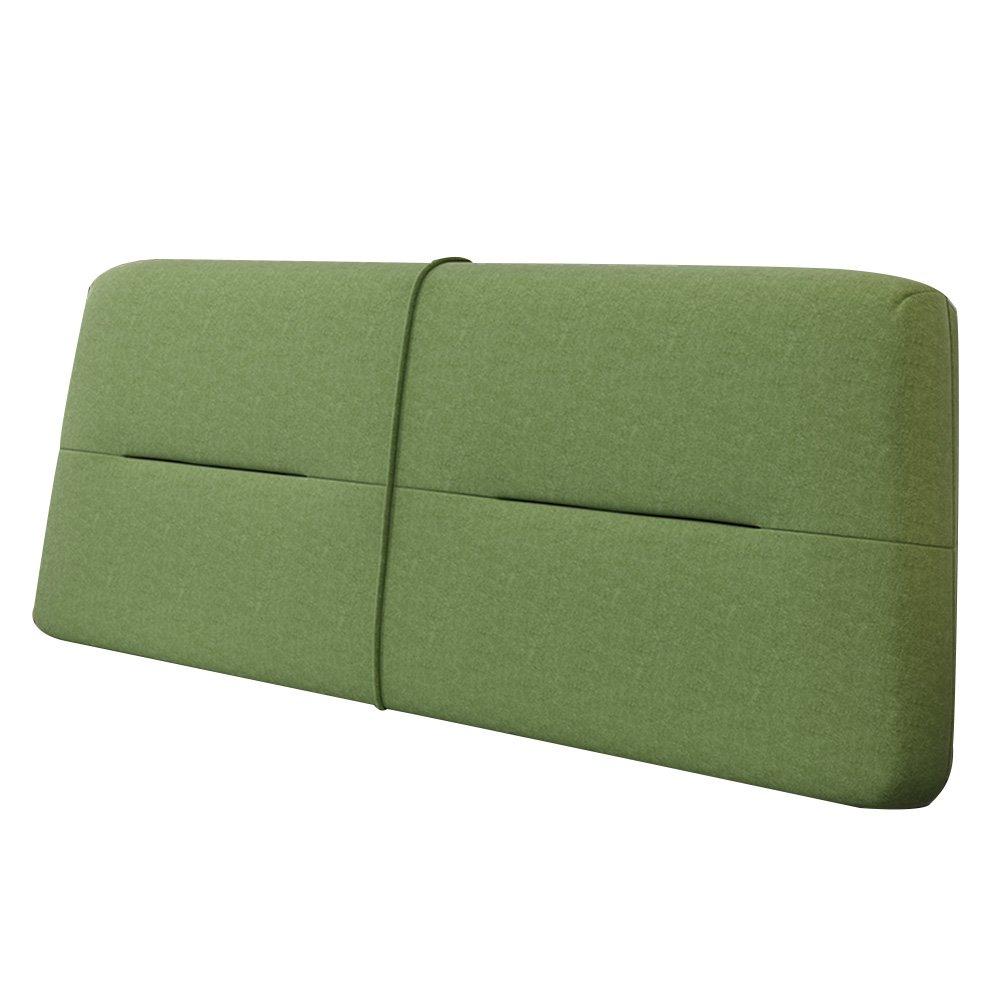 PENGFEI クッションベッドの背もたれ シングル/ダブル 大きな背中の枕 ベッドサイドカバー 衝突回避 枕カバーは取り外し可能で洗濯可能です 2仕様、 5色、 5サイズ (色 : 5#with Headboard, サイズ さいず : 150x60x10CM) B07F5LFJMS 150x60x10CM|5#with Headboard 5#with Headboard 150x60x10CM