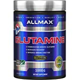ALLMAX Nutrition 100% Pure Micronized Glutamine, 2.20 lbs (1,000 g)