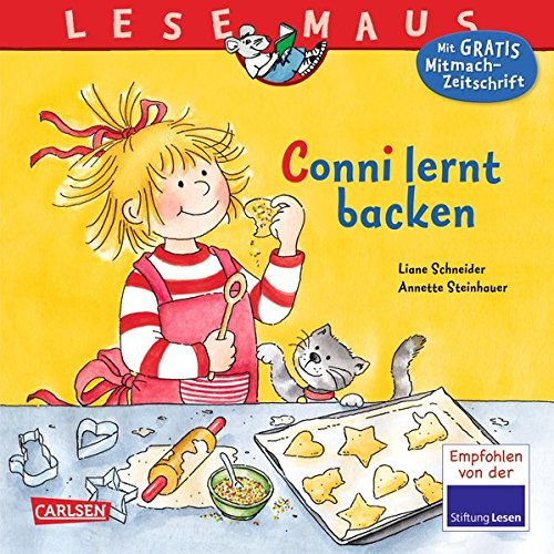 Conni lernt backen (LESEMAUS, Band 81)