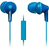 Panasonic ErgoFit In-Ear Earbud Headphones w/Mic & Call Controller