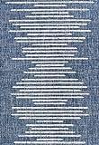 JONATHAN Y Zolak Berber Stripe Geometric