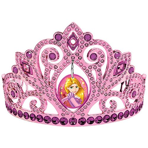 Disney Rapunzel Dream Big Electroplated Tiara (Pink/Purple) Birthday Party Supplies -