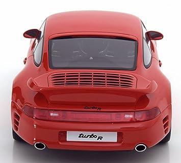 Gt Spirit - Maqueta de Porsche Ruf Turbo R - 1998 (Escala 1/18, ZM110, Rojo: Amazon.es: Juguetes y juegos