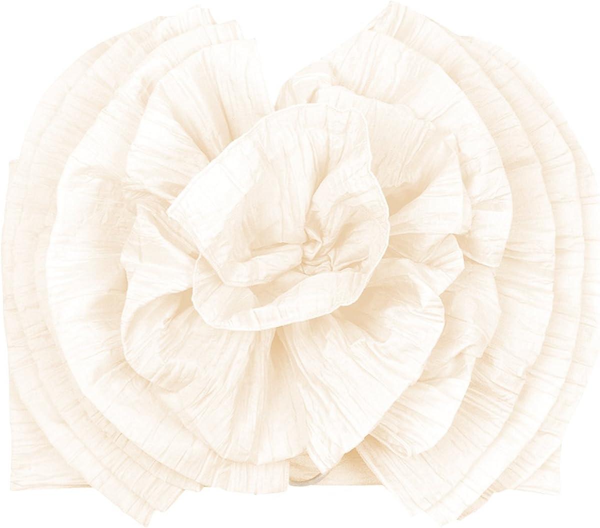 Japanese Kimono Pre-tied Obi NEW MADE IN JAPAN light pink × white KYOETSU