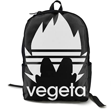5a7fbaaccc48 Amazon.com: Reagan Dragon Ball Z Vegeta Unisex Backpack, Drawstring ...