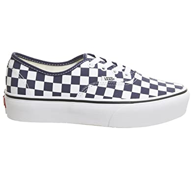 Authentic Platform 0 2 Vans Trainers Women's UzqSMVp
