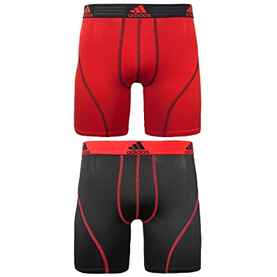 adidas Men's Sport Performance Climacool 9-Inch Midway Underwear (2-Pack)