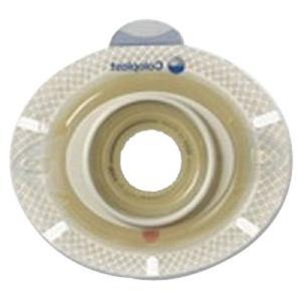 Coloplast SenSura - Click Xpro Two-Piece Skin Barrier - Belt Tabs - 1-9/16'' Flange - Convex Light - 5/8'' to 7/8'' Stoma