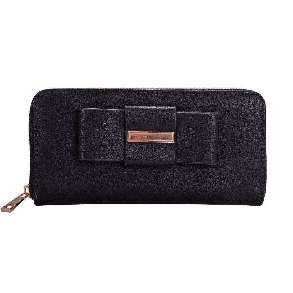 Chloe - Monedero BLACK BOW PURSE S: Amazon.es: Ropa y accesorios