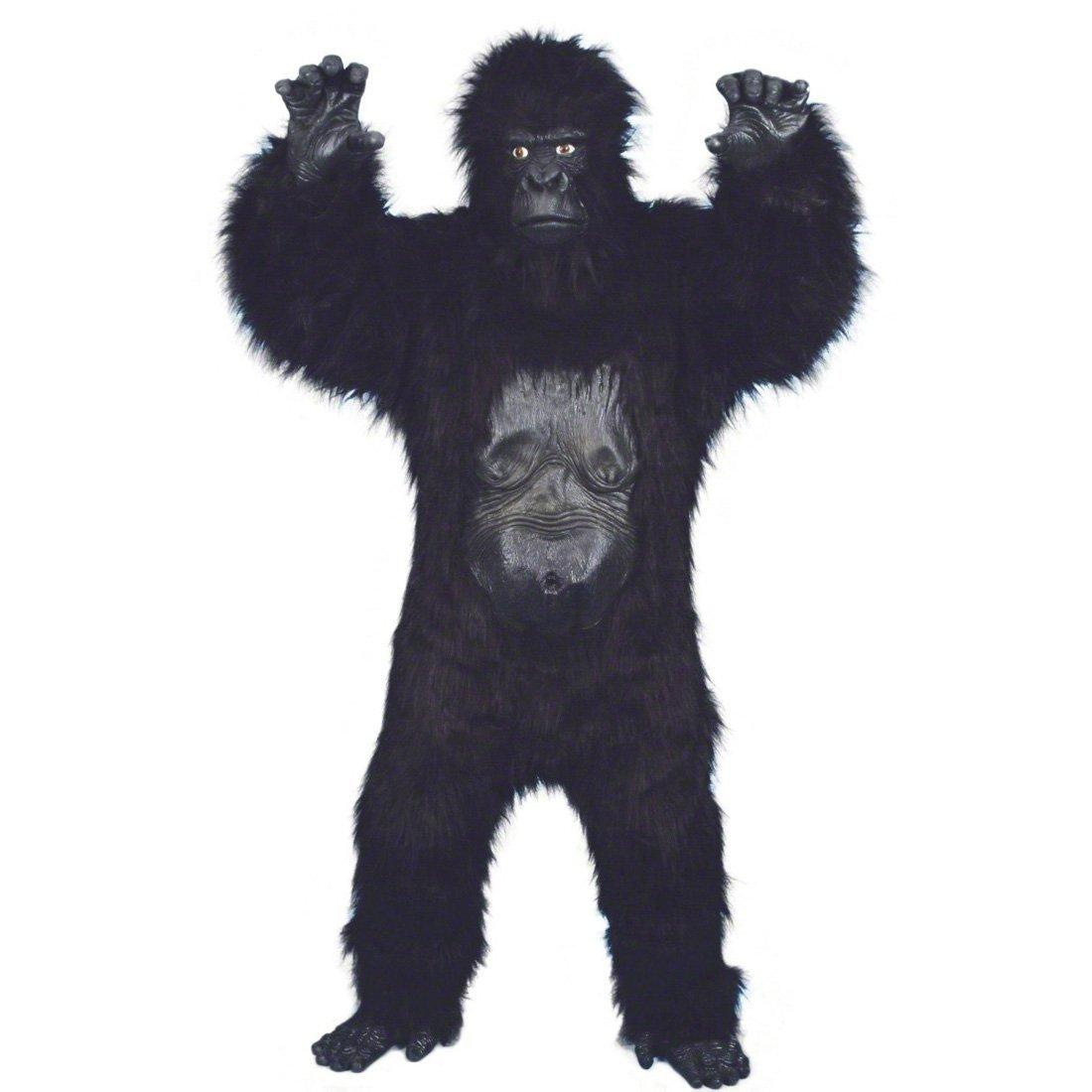 NET TOYS Traje de Mono o Gorila Disfraz King Kong Vestuario ...