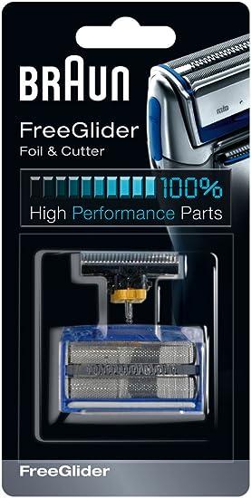 Braun - Combi-pack FreeGlider - Láminas de recambio + portacuchillas para afeitadoras FreeGlider: Amazon.es: Salud y cuidado personal