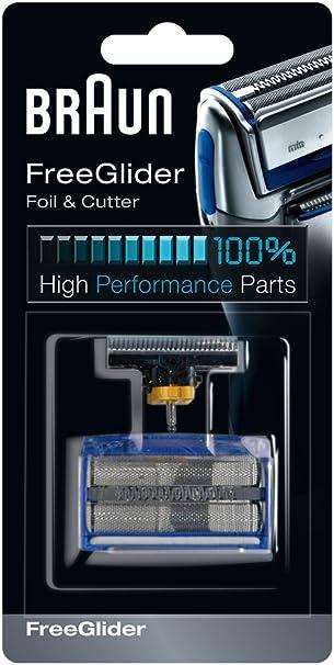 Braun - Combi-pack FreeGlider - Láminas de recambio + ...
