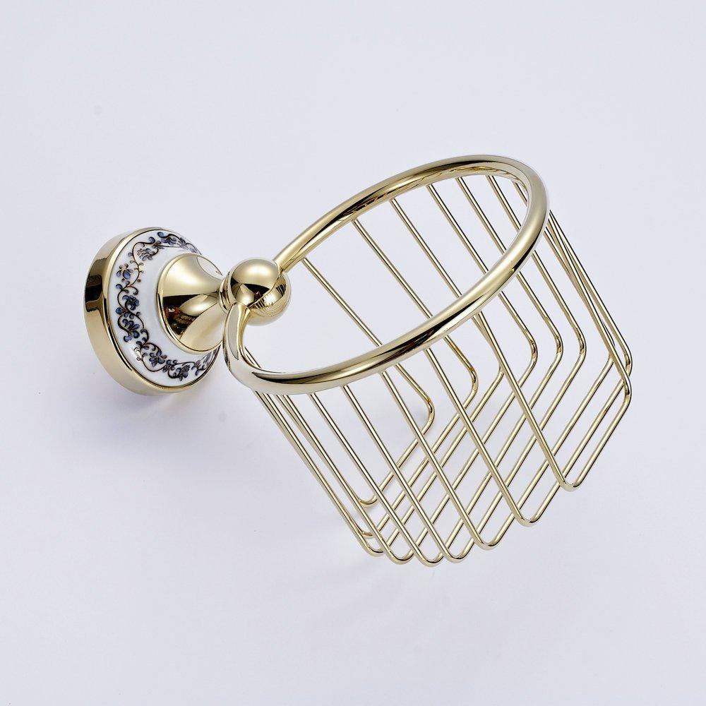 Beelee BL7902-G Gold poliert Handtuchhalter Doppeltuchstäbe zur Wandmontage Wandmontage Wandmontage 60cm- B018K394JG Handtuchhalter & -stangen b4e009